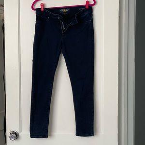 Lucky Brand Sasha Super Skinny Jeans